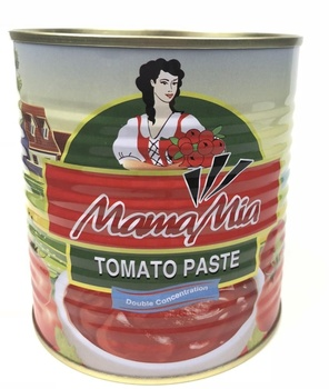 Factory easy open tomato paste in drum brix 36-38 28-30 22-28% tin tomato paste 2200g 400g 850g 3000g ketchup