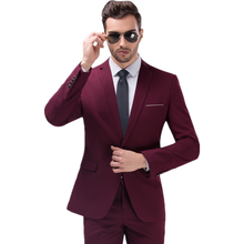 Fournisseur chinois costumes pour <span class=keywords><strong>hommes</strong></span> 2 pièces <span class=keywords><strong>costume</strong></span> de mariage <span class=keywords><strong>hommes</strong></span> couleur rouge homme <span class=keywords><strong>costume</strong></span> avec prix usine