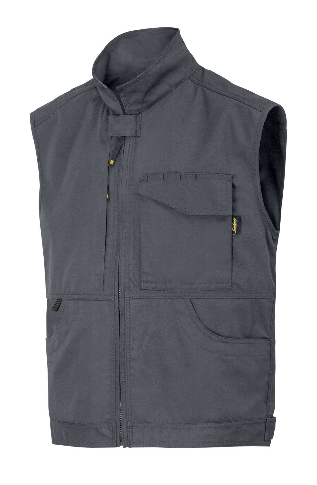 Wholeasel Work vest cheap workwear uniform vest for men China product