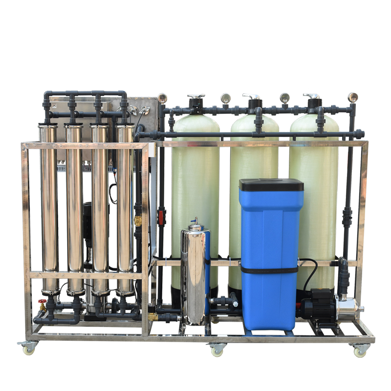 product-Ocpuritech-1000L Per hours sus security filter water purification water filter plant machine