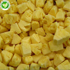 2020 Price fruits chunk peeled iqf frozen pineapple pulp