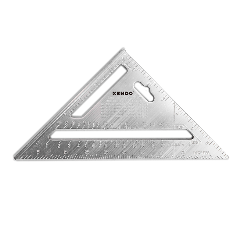 speed square aluminum rafter square