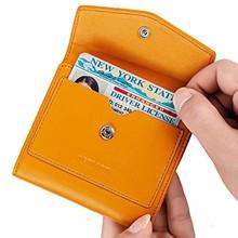RFID кошелек женский кошелек Дамский высококачественный Засов RFID Блокировка женский кредитный держатель для карт Карманный Кошелек Дамский ...(Китай)
