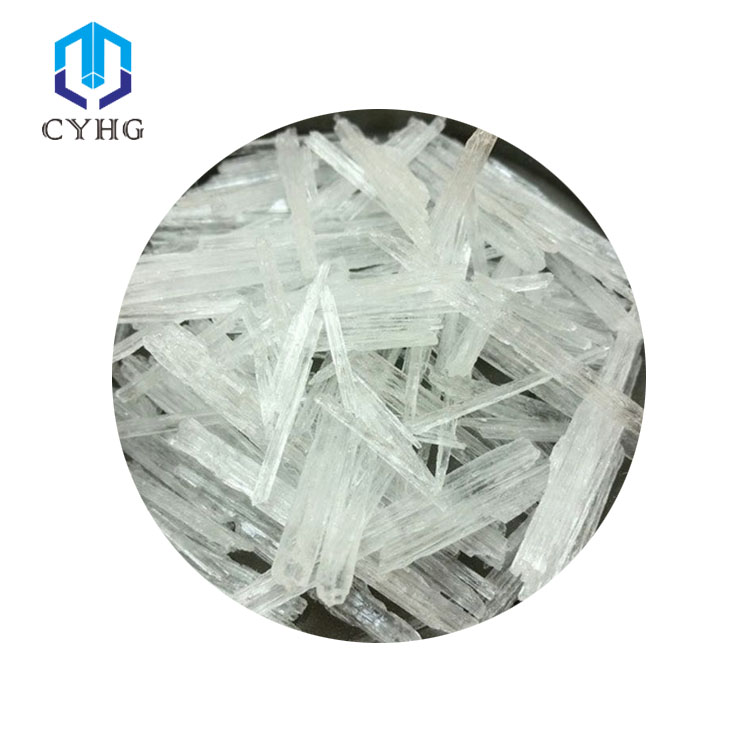 Factory Supplier menthol crystals 99% CAS 1490-04-6 / 15356-70-4 / 2216-51-5 Large in Stock
