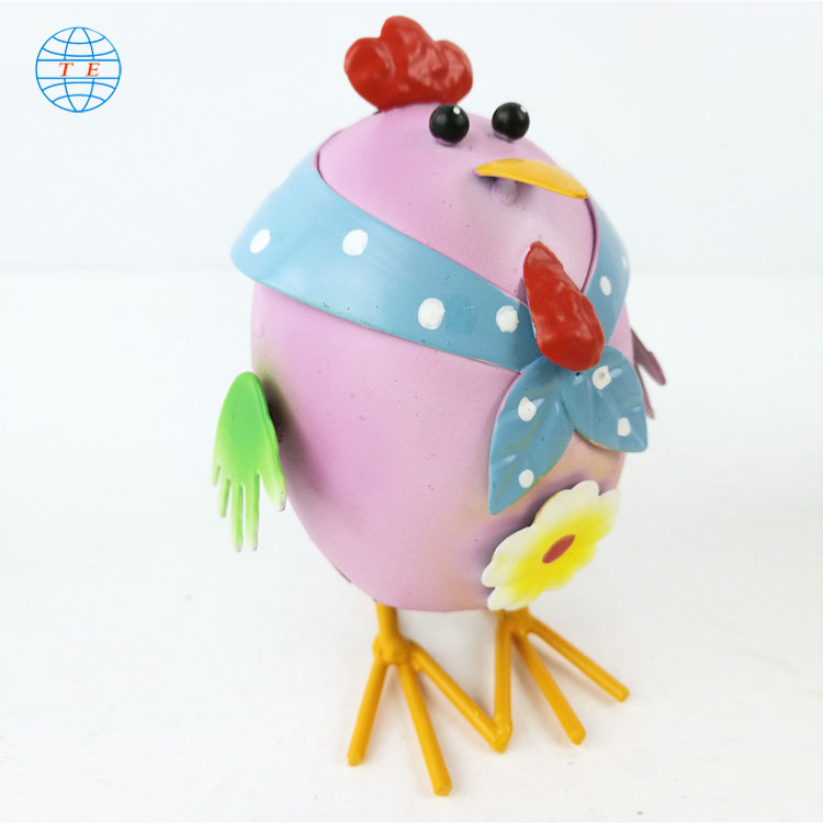 Strict quality control Easter gifts, cartoon birdie shapes Easter decorations