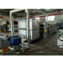 Industriële tape gegomd kraft tape coating machine