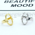 Sterling Silver Wholesale New Design S925 Sterling Silver Ring Adjustable Ring