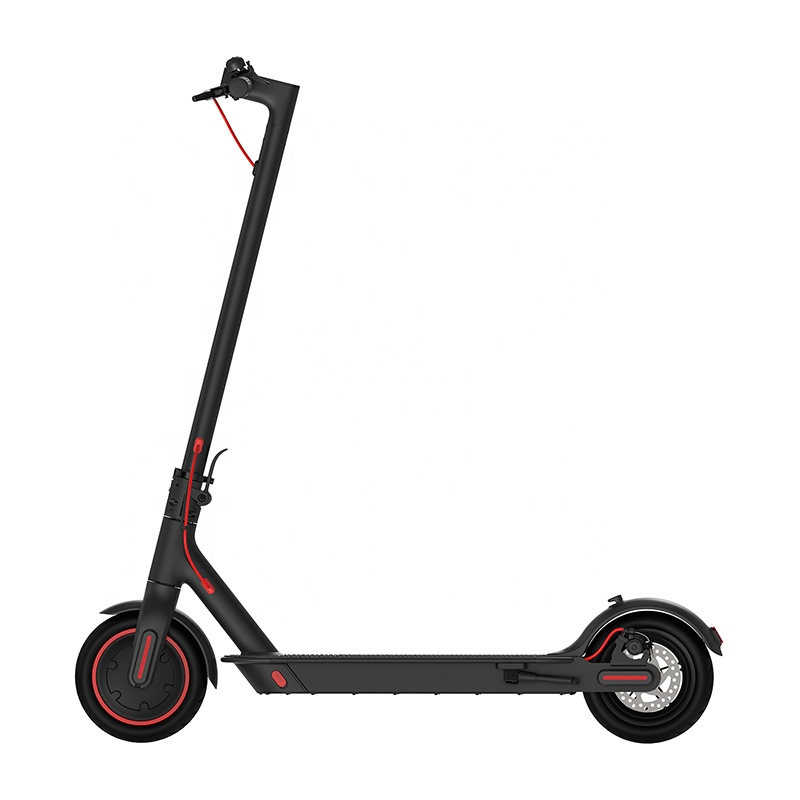 made in china m365 pro 350w moto puissantes pliable rapide trotinette-electrique adulte trotinette electrique electric scooter, Black white
