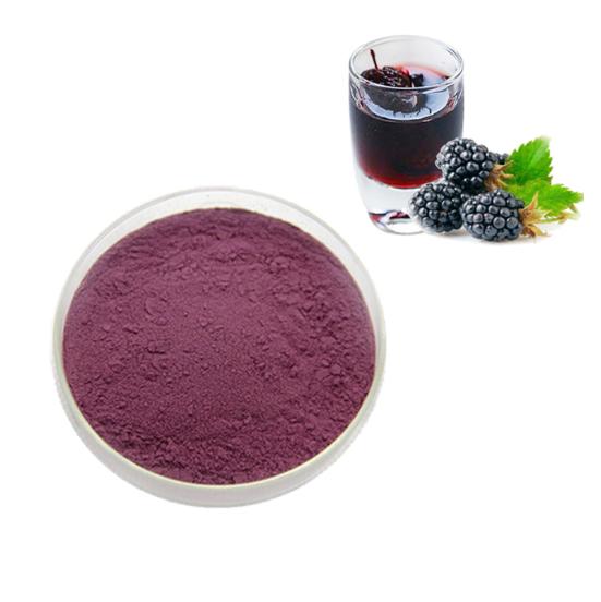 Atacado Melhor Preço Com Orgânica Extrato da Fruta do Mulberry/Pó de Amora