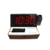 Multi-Function LED Table Clock Digital Modern Mirror Alarm Desk & Table Clocks For Office Home