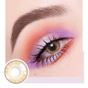 Realkoko Glass Ball best selling natural cosmetic color contact lenses charming eyes in Korean wholesale colored contacts