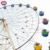 Outdoor entertainment equipment playground mini ferries wheel for kids game machine