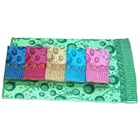 10s assorted color yarn dyed cotton bath towel with cheap price