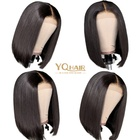 Full Lace Wigs Good Quality Lace Wigs Human Hair Full Lace Frontal Wigs Vendors Wholesale Bob Pink Human Hair Ombre Wigs