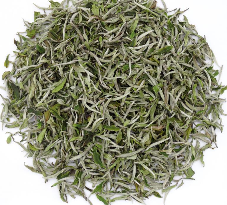EU standard Chinese Tea Pai Mu Dan White Peony Loose Tea Organic White Tea - 4uTea   4uTea.com