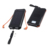 Trending Products Portable Travel Solar Power Bank 10000mah Built-in 2 Cables with Led Light