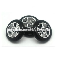 alloy core scooter wheels for 100mm