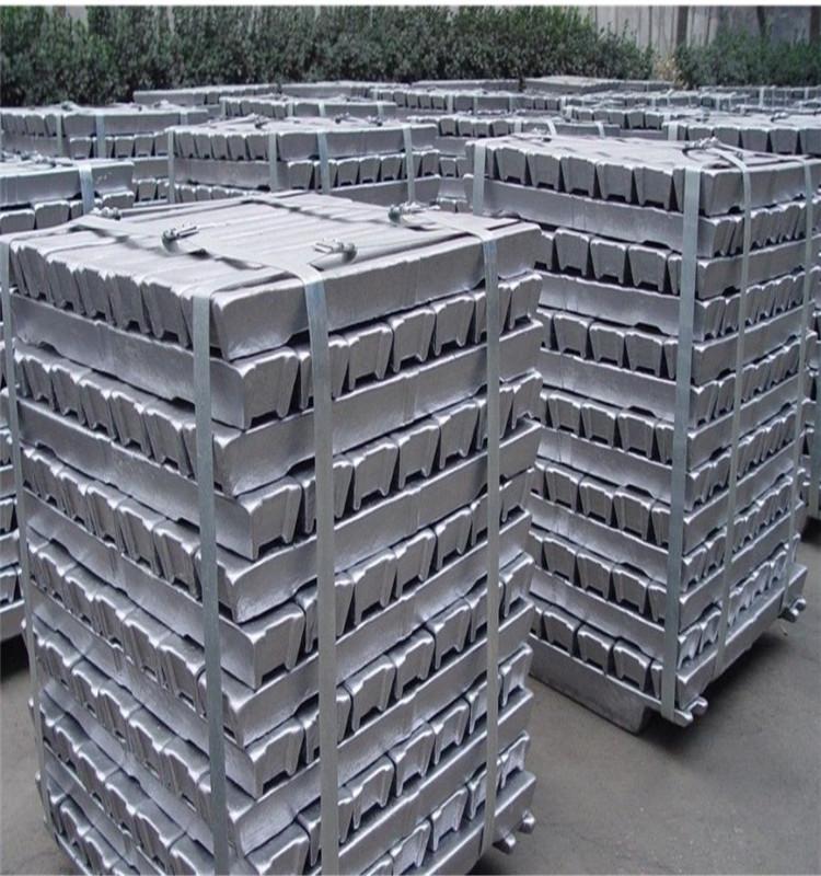 Высококачественные цинковые слитки 99.999%