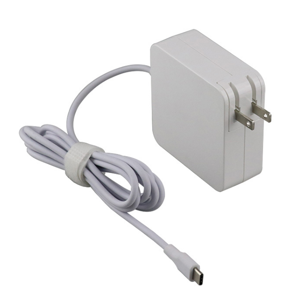 Grosir 87W USB Charger untuk MacBook Pro Laptop Charger Adaptor Daya