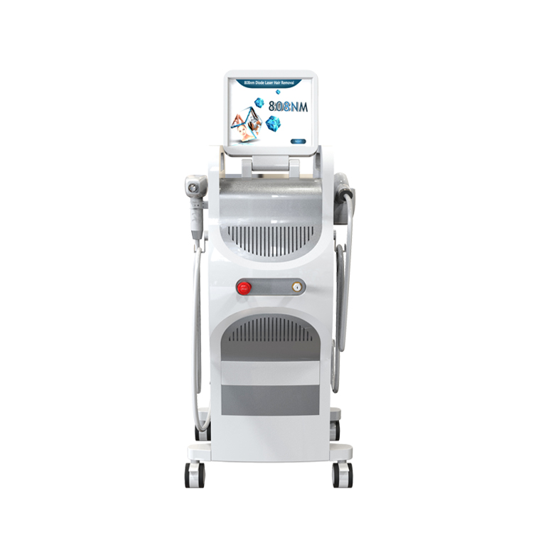 Winkonlaser Ce Approved Nd Yag Laser Machines Wavelength Alexandrite Laser With Nd Yag Laser Hair Removal