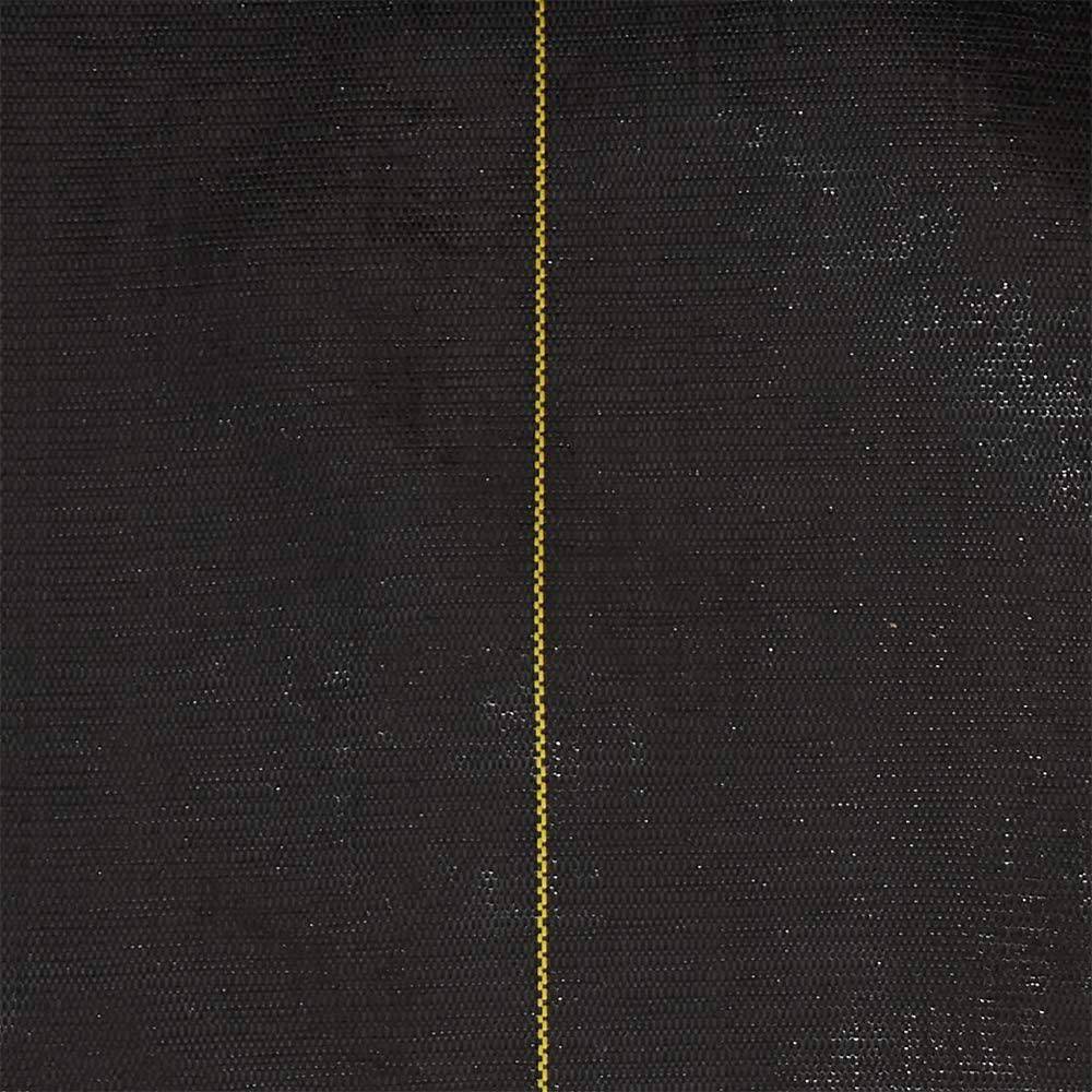 Сверхпрочная тканая полипропиленовая наземная крышка Ландшафтная ткань