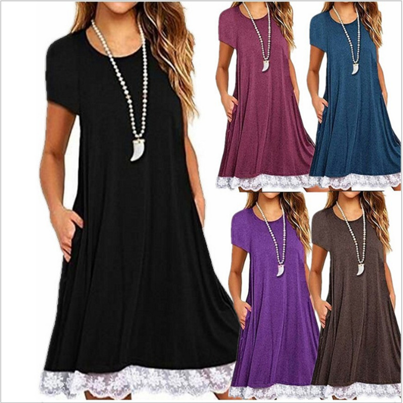 YHQZ302 Women Fashion Hot Sale Summer Holiday Sexy Long Loose Casual  Beachwear Tie Dye Hippy Beach Sundress Dress
