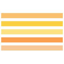 5 рулонов графической серии васи лента дневник руководство практическое украшение бумага стационарный Diy Журнал поставок Скрапбукинг T3(Китай)