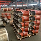 Steel Seamless 1.5d Elbow Pipe Elbow Manufacture Alloy Steel A234 WP22 Seamless 90d 1.5D Pipe Elbow
