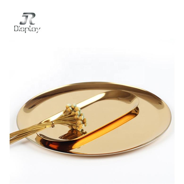 Darchin スターライトシリーズ手作り人気人工大理石トレイ金属トレイ家の装飾ホテルプロジェクト