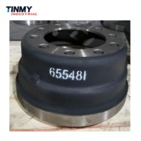 Heavy Duty Truck Trailer Customization brake drum