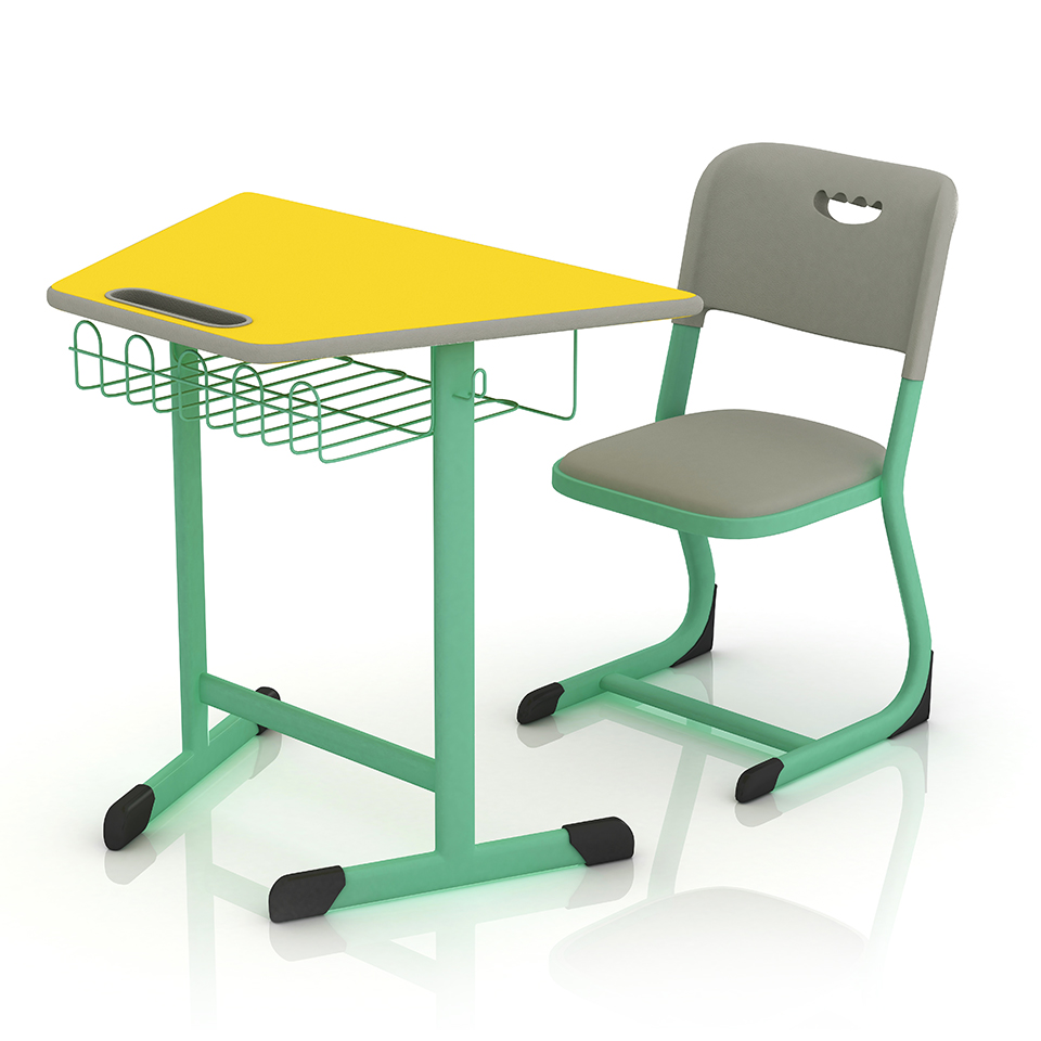 Plastic School Desk And Chair Height Adjustable Student Children Desk And Chair Furniture School Plastic Table And Chair