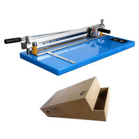 printing grooving and cutting machine