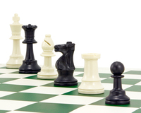 Standard Chess club and tournament chess equipments