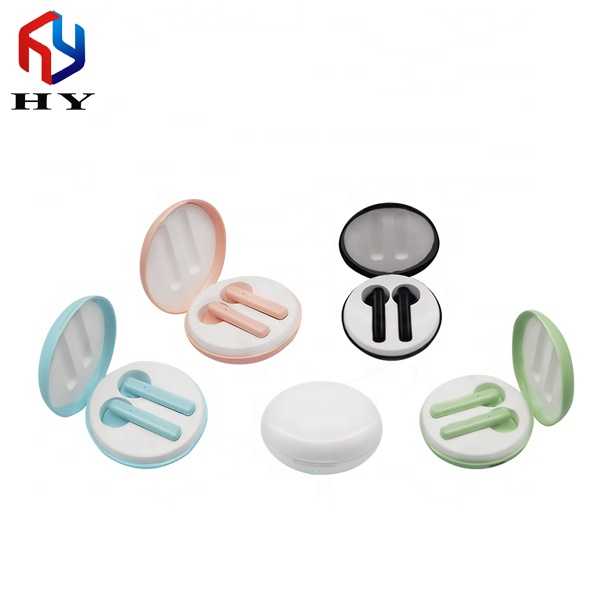 Hot Selling Mini Sport Wireless BT Earphone TWS 5.0 Double Stereo Earbuds for All Smartphones - idealBuds Earphone | idealBuds.net