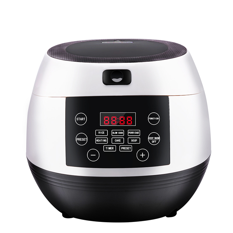 3L smart Multi-function automatic <strong>electric</strong> digital keep warm rice <strong>cooker</strong>