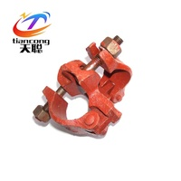 Factory supply Ready to ship Carbon Steel cross fastener Pipe Clamp G Clamp