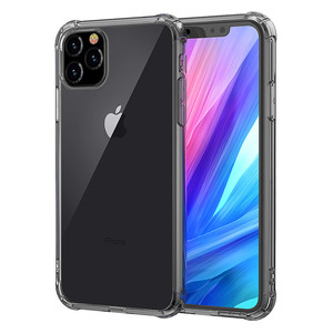 new arrivals 2019 smartphone case for new iphone 11 release military grade shocking-proof clear phone case soft tpu phone cover