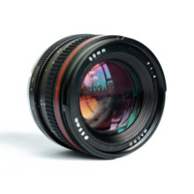 <span class=keywords><strong>EF</strong></span> 50mm F1.4 Standaard Handmatige Focus Full Frame Prime Lens voor Canon voor <span class=keywords><strong>Nikon</strong></span> Digitale SLR