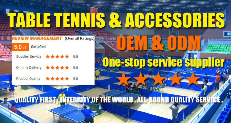 Customization size 140cm 86cm ping pong perimeter barriers for table tennis sports grounds