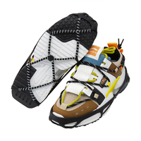Factory outlet non-slip ice crampons climbing shoe crampons ice