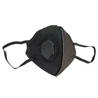 Foldable Black Half Face Folding N95 Pm2.5 Air Anti Pollution Dust Respirator Mask
