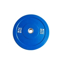 Professional Durable Bumper olimpics Weight Plate set for Power exercise