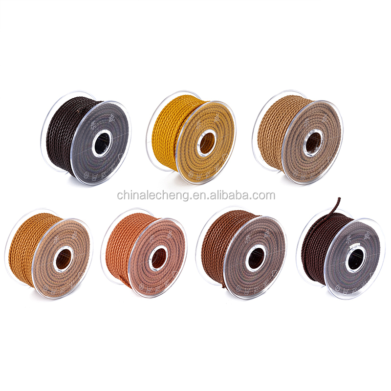 2.5mm Calf Craft round Leather Cord