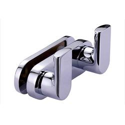 Morden design soap shelf hook towel rack bathroom accessories hardware set