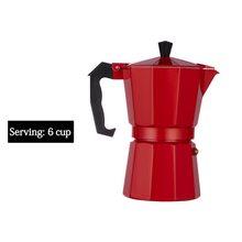 50/100/150/300/450/600 мл мокко Кофе чайник Портативный Алюминий Кофеварка Офис мокко горшок прочный кофеварка для приготовления эспрессо на #2(Китай)