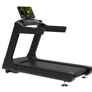 Cardio equipment body fitness treadmill commercial treadmill with big screen