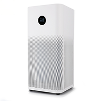 Original xiaomi air purifier 2s OLED screen display low noise App control air cleaner PM2.5 display home