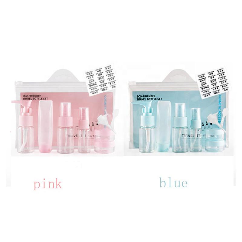 Hot sale jar cosmetic bottle label cosmetic foundation bottle packaging