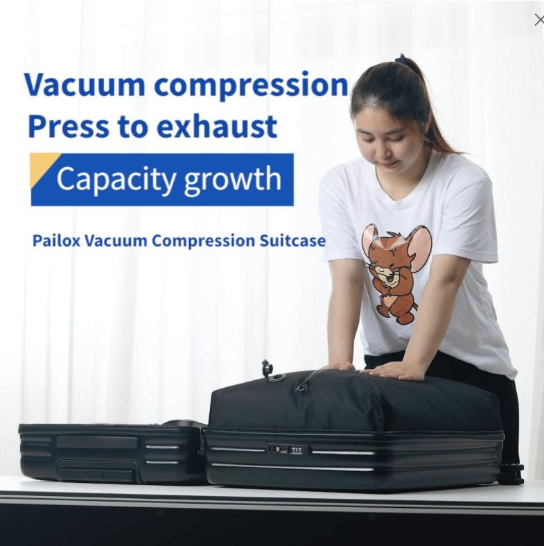 Eimer 806 neue design aluminium gepäck koffer, trolley, 20,24,28 tragen-auf gepäck