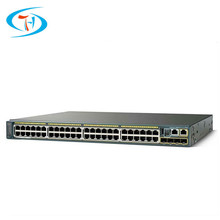 Cisco Asli Baru WS-C2960X-48FPD-L <span class=keywords><strong>48</strong></span> <span class=keywords><strong>Port</strong></span> PoE Network <span class=keywords><strong>Switch</strong></span>